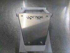POLARIS RZR XP 1000 TURBO XP4 900S 100S CAGEWRX FRONT BUMPER WHITE LIGHTNING