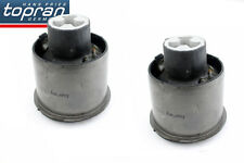 For Skoda Fabia Octavia Rapid Rear Axle Left and Right Beam Mounting Bush Pair**