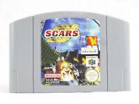 SCARS N64 Nintendo 64 Cartridge Only PAL