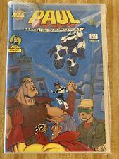 Paul The Samurai Vol 2 #2 by Clay Griffith Dave Garcia (1992 New England Comics)