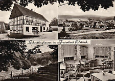 AK Schmillinghausen Haus Hoppe Ortsansicht Bad Arolsen Waldeck Frankenberg