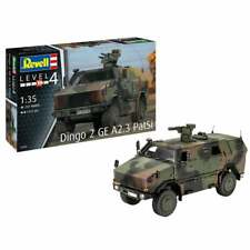 Revell 03284 1:35 Dingo GE A2.3 PatSi Military Model Kit