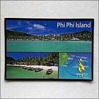 Phi Phi Island 2000s Postcard (P432)