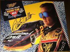 Rusty Wallace MGD GRAND PRIX 1991 NWC NASCAR CHAMP HOFer #2 signed 8x10 photo