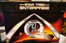 STAR TREK: ENTERPRISE - Komplette Serie - The Full Journey (98 Episoden 27 DVDs)