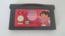 DORA L'EXPLORATRICE LES AVENTURES DES SUPER ETOILES - NINTENDO GAME BOY ADVANCE