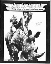 OMNIUMGATHUM - 1976 fanzine - Robert E. Howard, H.P. Lovecraft, Clyde Caldwell