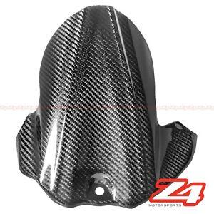 2006-2010 GSX-R 600 750 Carbon Fiber Rear Hugger Mud Guard Fender Fairing Cowl