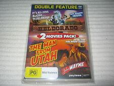 Heldorado - The Man From Utah - Brand New Sealed - R4 - DVD