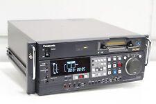 Panasonic DVCPRO/DV Mini Digital Video Cassette Recorder 2 Channel AJ-SD755