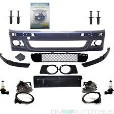 BMW E39 Stoßstange Limo Touring für SRA+PDC + Nebel +MONTAGE SET für M5 M +*ABE*