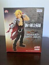 Edward Elric Furyu Figure With Box Fullmetal Alchemist