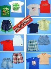 NICE Lot 15pc boys Spring Summer clothing~Sz 3T 3~Shorts Tops FAST SHIP~S49