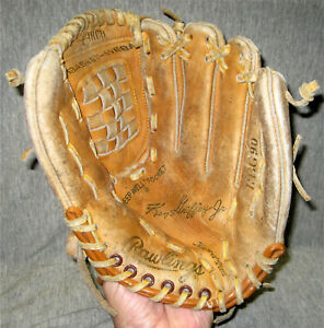 Ken Griffey Jr Rawlings RBG90 Youth Baseball Glove- Seattle Mariners