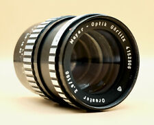 MEYER OPTIK GORLITZ ORESTOR 100mm 2.8 Compact Telephoto Portrait Lens