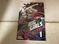 BIG GIRLS (2020 IMAGE COMICS) #1 A 1st Print NM Jason Howard Saga Die Mercy