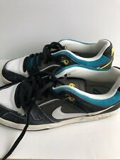Nike Zoom Air 6.0 Mens Size 11 Shoes Skateboard Skater  366630-004 Pre-owned