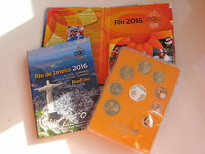 SLOWAKEI 2016 KMS PP PROOF - OLYMPISCHE SOMMERSPIELE IN RIO DE JANEIRO -