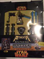 Star Wars Attacktix Battle Figure Game Case Brand NEW SEALED with Clone Sergeant