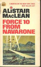Force 10 From Navarone-by Alistair MacLean-(Paperback,1969)