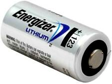 ENERGIZER 123 CR123A 123 3V LITHIUM BATTERY