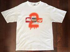 Vintage Snoop Dogg Clothing Hip Hop Rap Tee L T Shirt Baggy White Tee Og