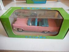 Eligor Chrysler Newyorker Cabriolet 1958 in Pink on 1:43 in Box