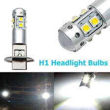 2X H1 50W LED Headlight Driving Lamp Bulb Globes Canbus Error Free High Low Beam