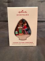 Hallmark 2019 Cookie Cutter Christmas 8th in Series NIB Keepsake Xmas Ornament