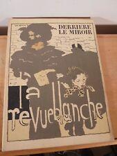 Derrière Le Miroir Revue Art Moderne XX Revue Blanche n°158-159 Maeght Edition
