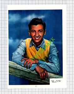 Eddie Bracken Actor  - 1950s Cutting / Print