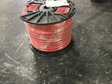 NEW, CERROWIRE, 12AWG, RED, INSULATED WIRE, 500', 12AWG 3.31MM2, 600V, (1L-4)