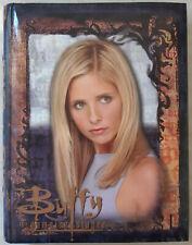 Buffy The Vampire Slayer Diary Address Note Book Filofax but Not