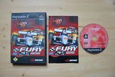 PS2 - Cart Fury Championship Racing - (OVP, mit Anleitung)