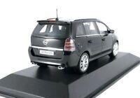 Opel Zafira B OPC - Vauxhall Zafira B VXR ~ 1:43 Minichamps Model Car MPV - RARE