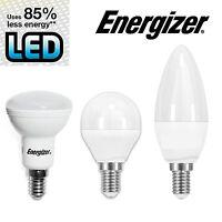 Energizer LED 40w Small Edison Screw SES E14 Energy Saving Light Bulbs Lamps