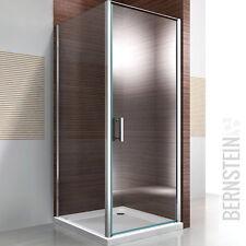 Duschkabine Dusche Eckdusche NANO Glas Echtglas EX416 - 90x90x195cm