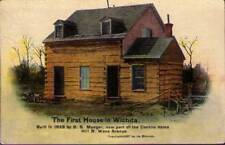 (upx) Wichita KS: The First House in Wichita