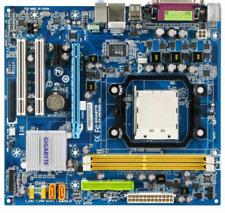 Gigabyte Technology GA-M61SME-S2L rev 2.0 Socket AM2, AMD Motherboard & cpu gift