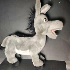 "Universal Studios 2003 Shrek 4D 9"" Donkey Plush"