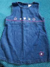 2-3 ans fille denim hiver printemps robe de Next