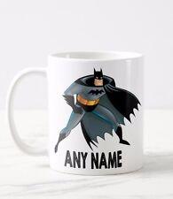 BATMAN Personalizzato Tazza da super eroe. Regalo Compleanno Tazza Da Caffè Tè Novità