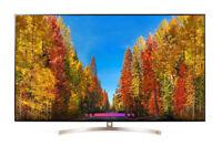 "LG 65SK9500PUA 65"" 2160p SUHD Nano Cell Internet TV"