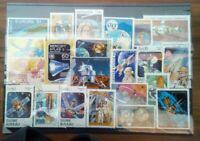 Weltraum Raumfahrt Space Briefmarken Stamps Sellos Timbres