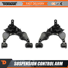 Dorman Front Lower Left & Right Control Arm For 2000-2003 Toyota Tundra