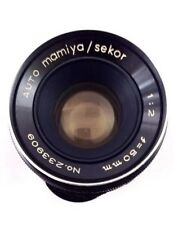 Mamiya Sekor Auto 50mm f1:2 SLR 50mm Lens - Screw Mount