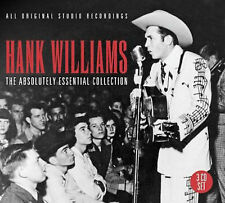 The Absolutely Essential Collection by Hank Williams (CD, Sep-2008, Proper UK)