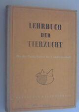 Lehrbuch der Tierzucht  Band 1 für Fachschulen 1957 1. Auflage = Fachbuch bebild