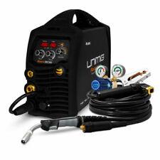Uni-Mig Razorweld 205 MTS Inverter Smart Set - KUMJRRW205SSMIG