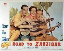 Bob Hope Road To Zanzibar [1034016] 8x10 foto (other misure disponibili)